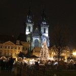 Christmas Market Prague - Old Town Square