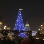 Christmas Market Prague - Wenceslas Square