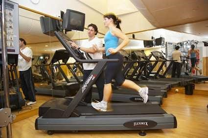 Hilton Prague Old Town fitness
