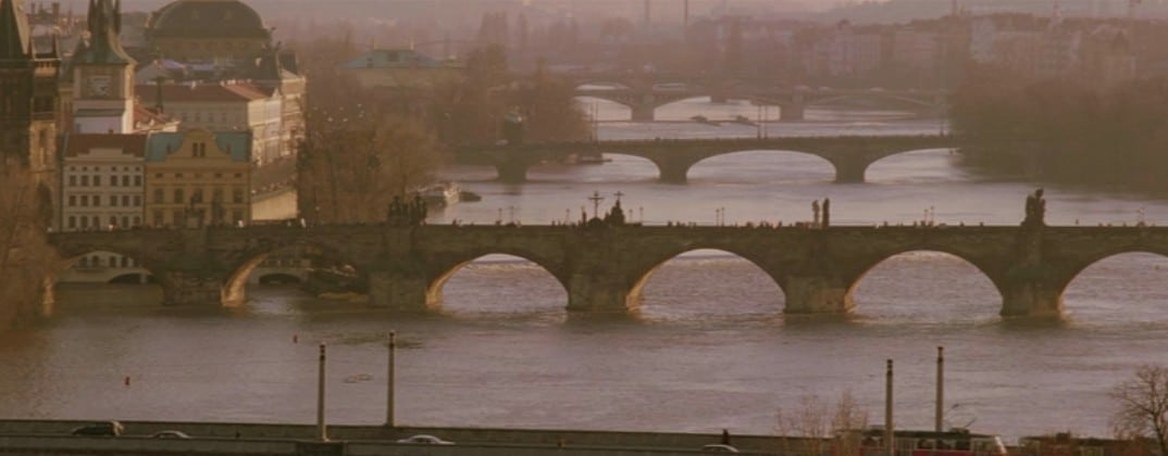 Prague and Cherles Bridge in XXX